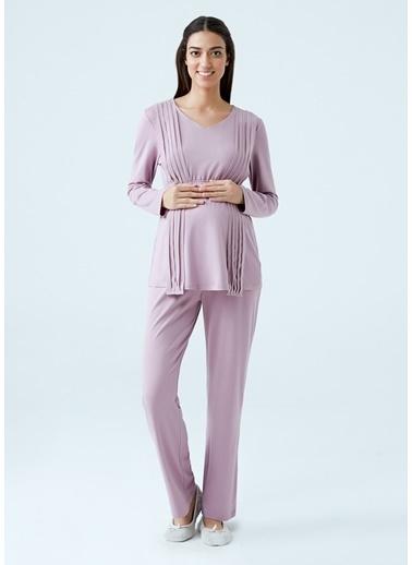 Dagi Pijama Takım Pembe